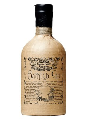 Bathtub gin god - foto - eksklusiv gin