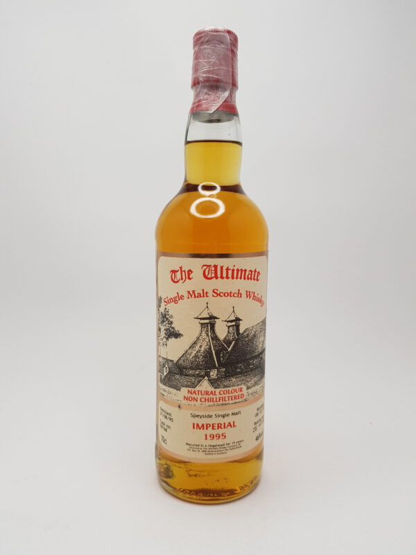 Imperial 19 yo (1995/2014), van Wees – The Ultimate (cask #50168), 46%
