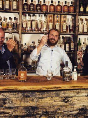 Virtuel Whiskysmagning 2021 - foto