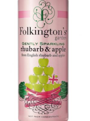 Lækker Folkington's Sparkling Rhubarb & Apple - foto