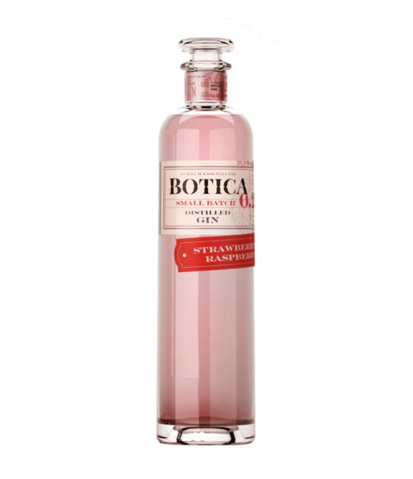 Botica Pink Gin  - lækker fin - foto